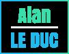 Alan Le Duc